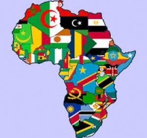 Cartina Africa In Italiano.Iniziativa Italia Africa Diritti Umani Sviluppo Economico Binomio Vincente