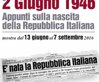 Appunti sulla nascita della repubblica italiana for Repubblica italiana nascita